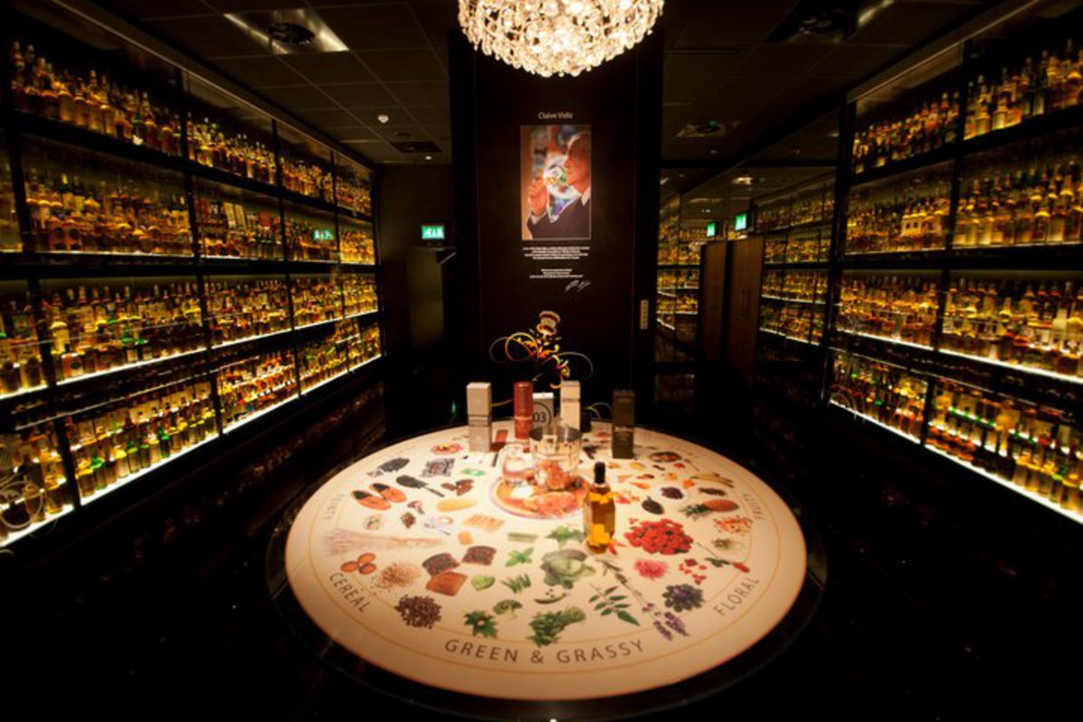 Edinburgh The Scotch Whisky Experience
