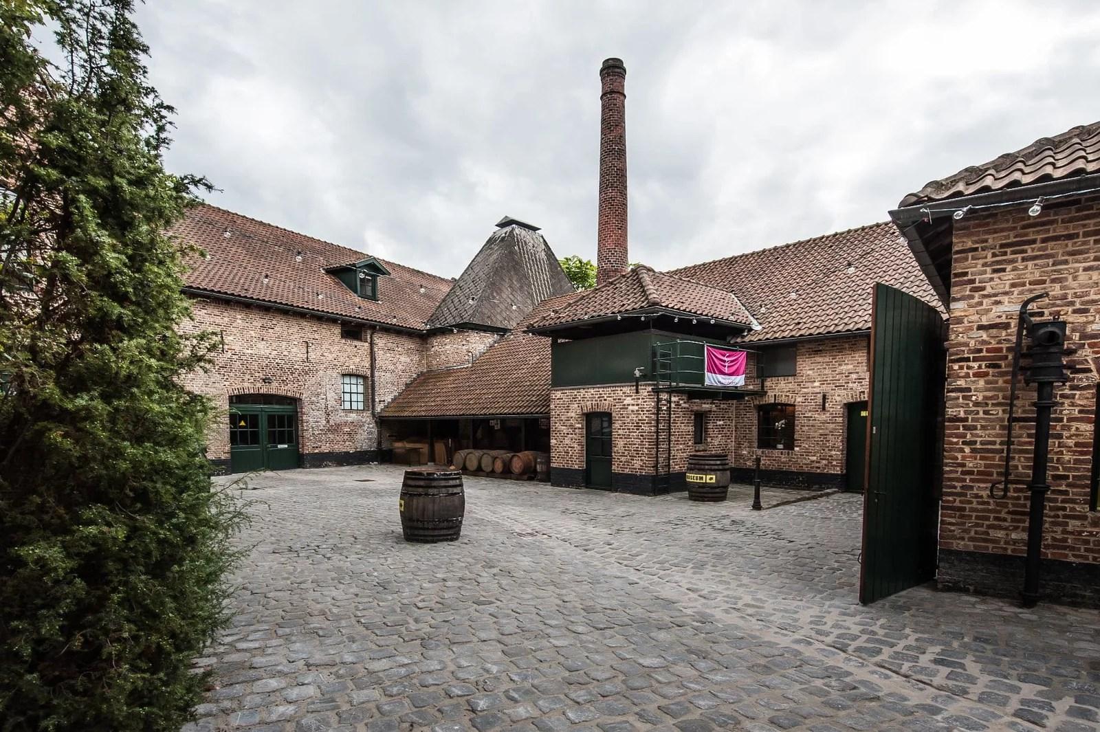 Jenever Museum Hasselt