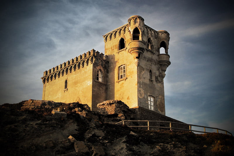 Castle of Santa Catalina 4