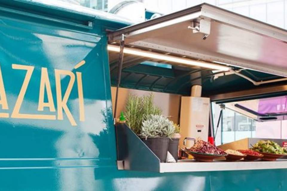 Discovering London's Street Food Markets 6