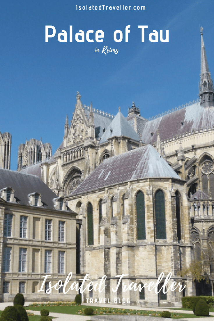 Palace of Tau in Reims