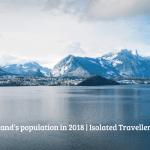 Switzerland's population in 2018 3