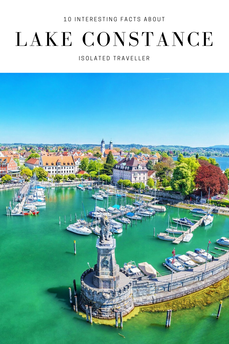 10 Interesting Facts About Lake Constance 1