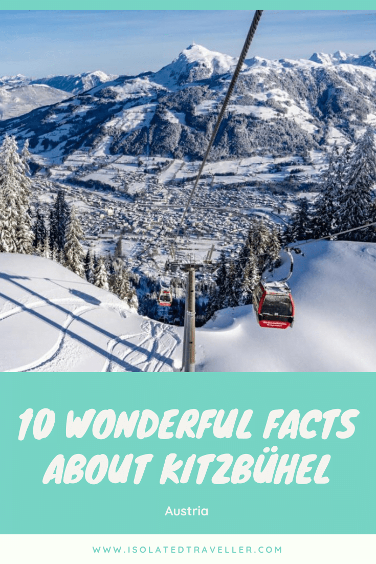 10 Wonderful Facts About Kitzbühel 1
