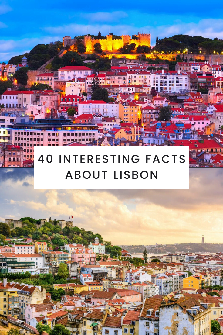 40 Interesting Facts About Lisbon 5