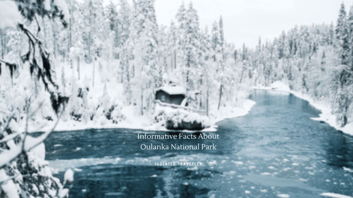 Oulanka National Park Facts