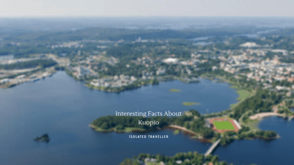 Interesting Facts About Kuopio