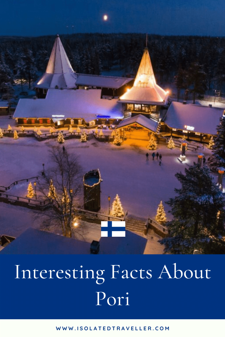Interesting Facts About Pori