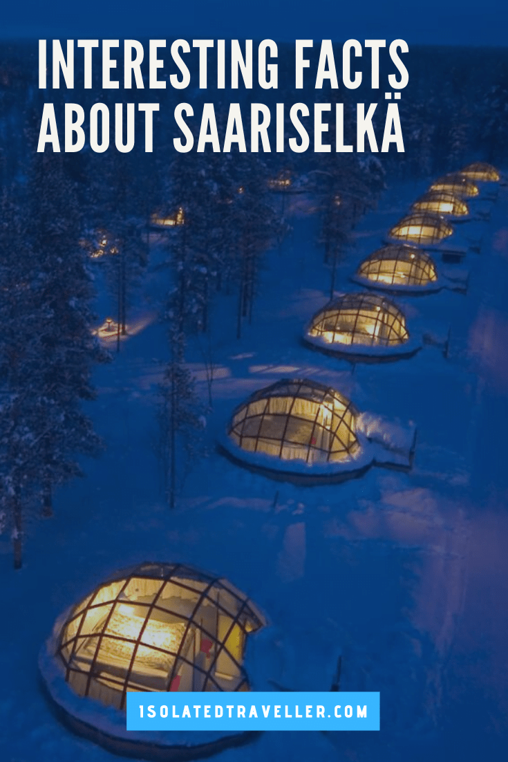Saariselkä Facts