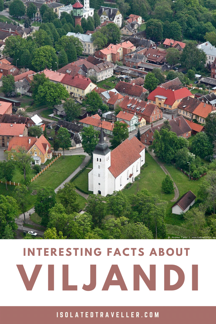 Facts About Viljandi
