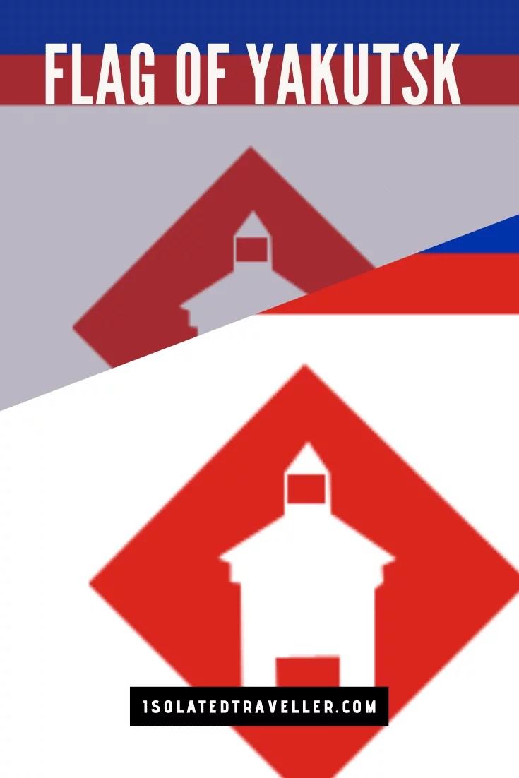 Flag of Yakutsk
