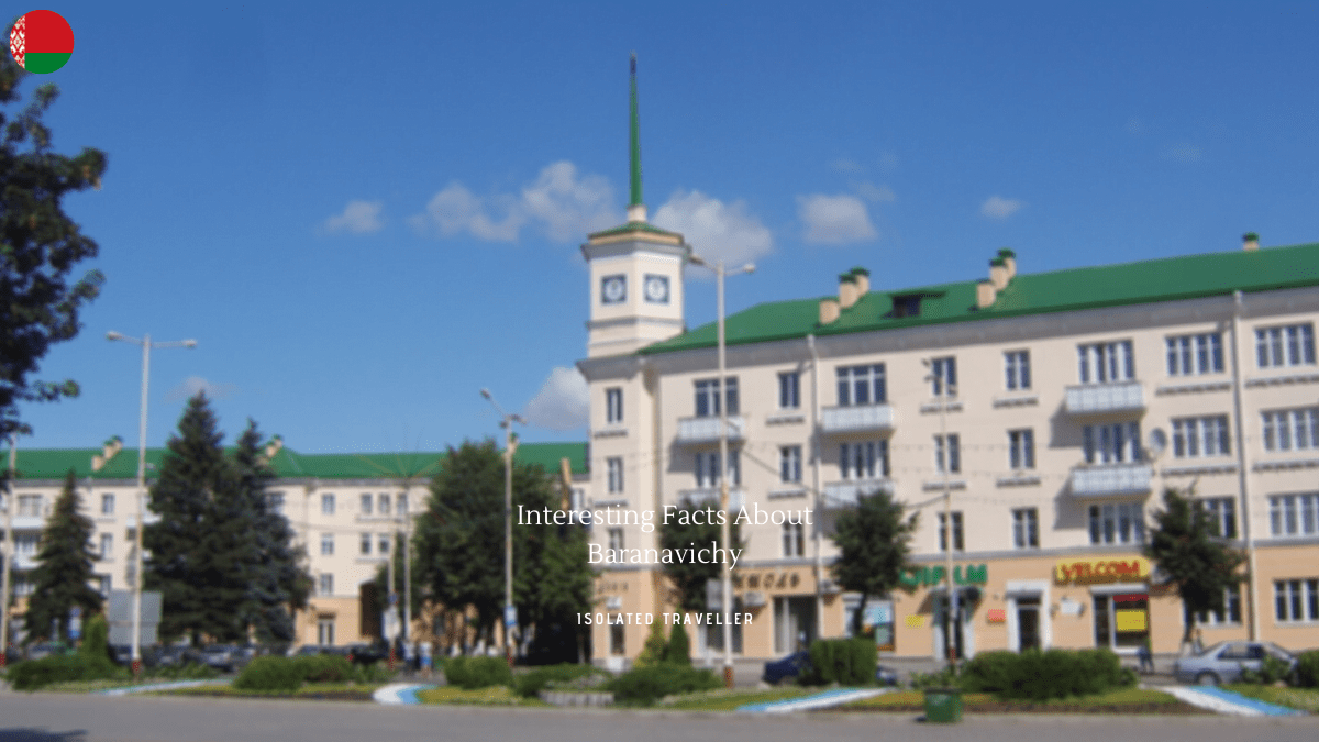 Facts About Baranavichy