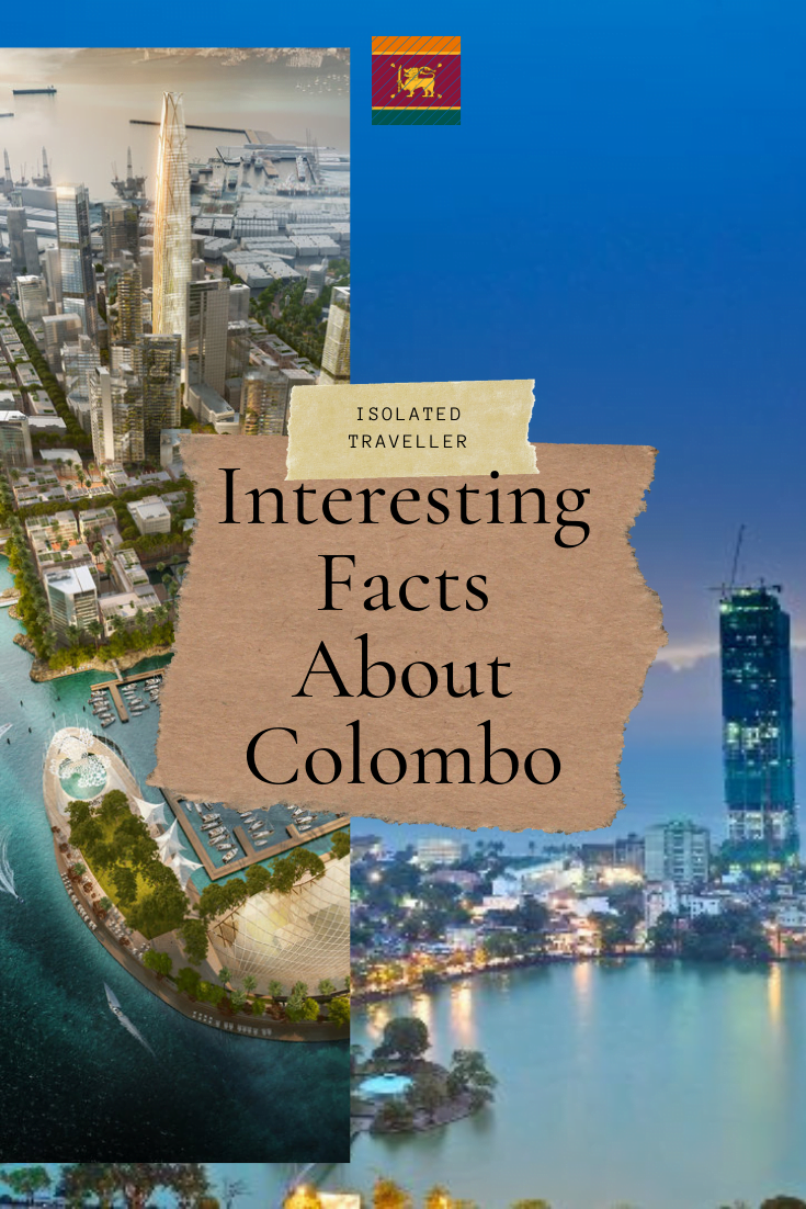 Facts About Colombo