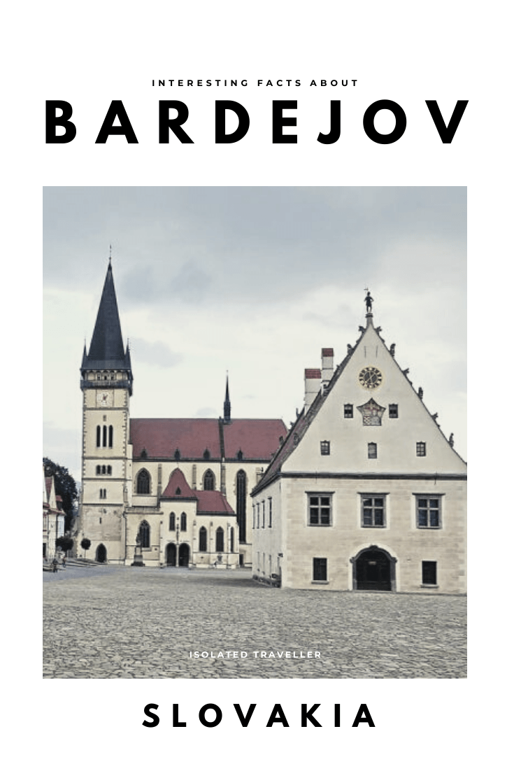 Facts About Bardejov
