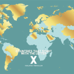 Countries That Start With The Letter X
