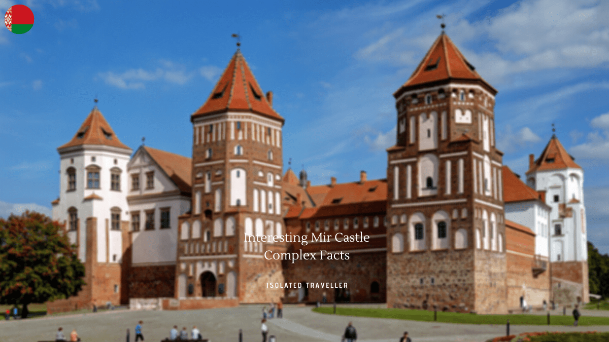Mir Castle Complex Facts