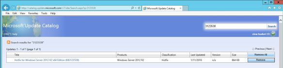 Importing Hotfixes and Drivers directly into WSUS | A Geeks