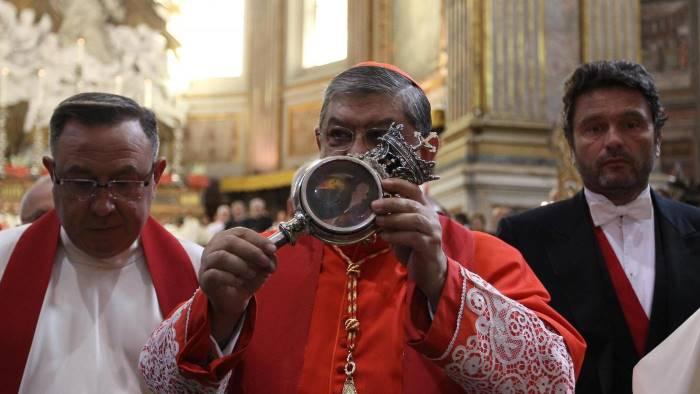 Miracolo di San Gennaro, come seguire la cerimonia in diretta streaming