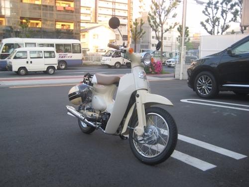 原付バイクの買取相場金額を知ること