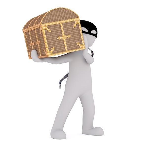 泥棒空き巣常習犯は下見をしている