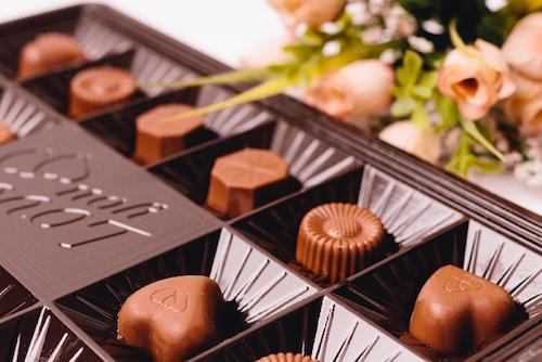 自分にもバレンタインはチョコを用意しよう