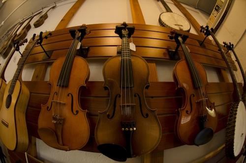 不要・いらないバイオリン・ビオラの処分方法について