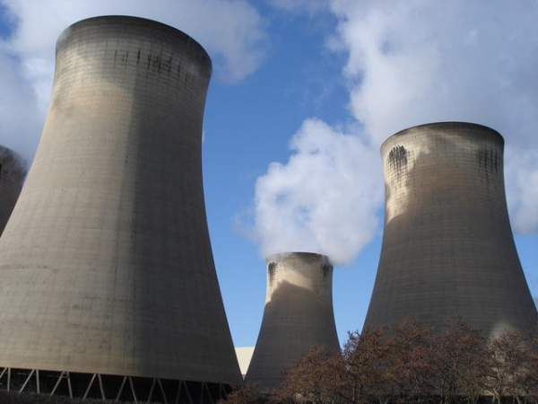 Drax Cooling Tower