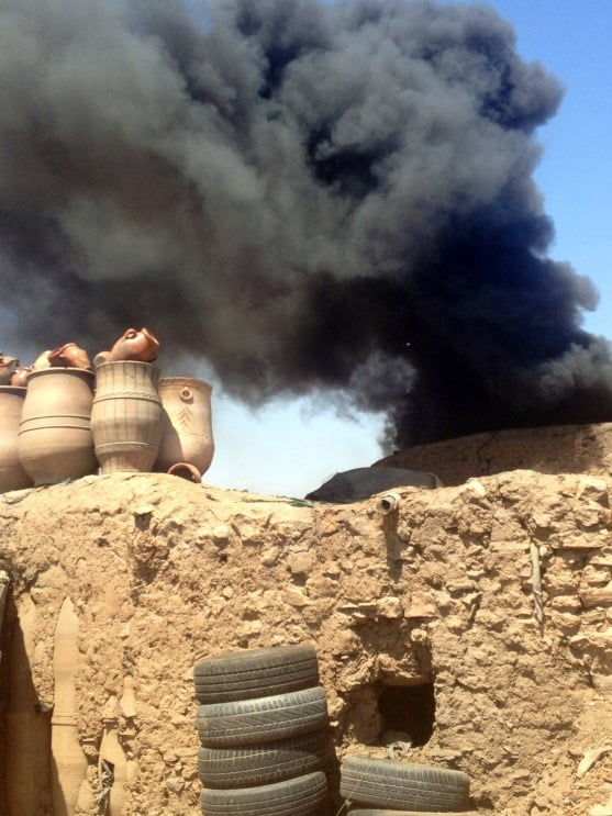 Burning rubber: the problem of tyre-fuelled kilns | Isonomia