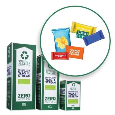 Taking the wrap: edging towards 100% recycling