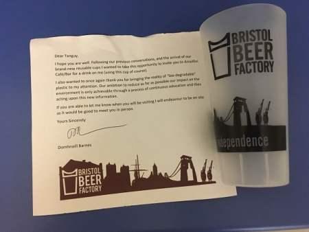 Beer Factory Note