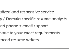 resume writing services in bangalore professional cv writing