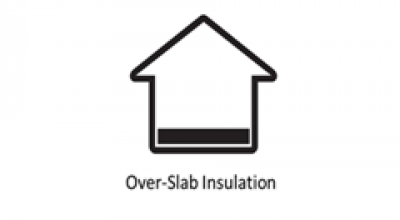 Over-slab Insulation