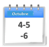 4-5-6 de octubre de 2017
