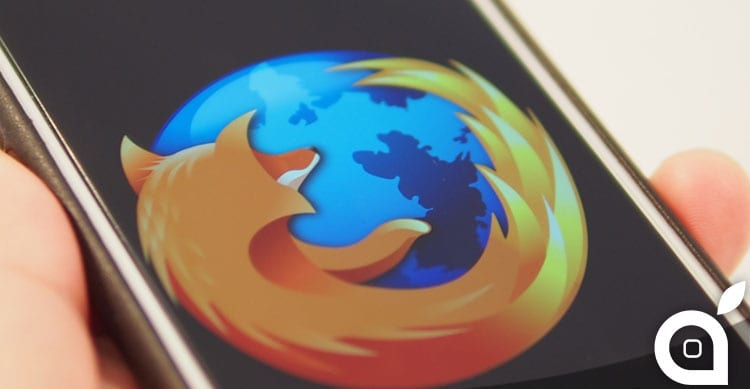 mozilla firefox su iphone