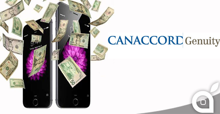 canaccord apple samsung