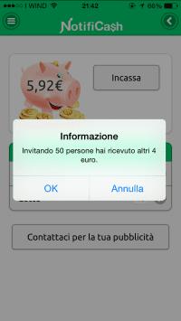 5 euro bonus