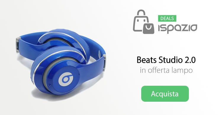 beats studio by dr dre offerta lampo amazon 149