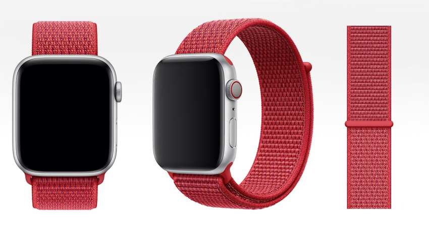 Apple Watch Sport Loop (PRODUCT)RED