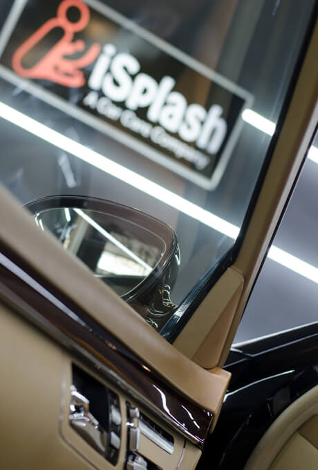 Mercedes-Benz-S-500-Interior-Detailed-at-iSplash-Car-Care-Studio-Lahore