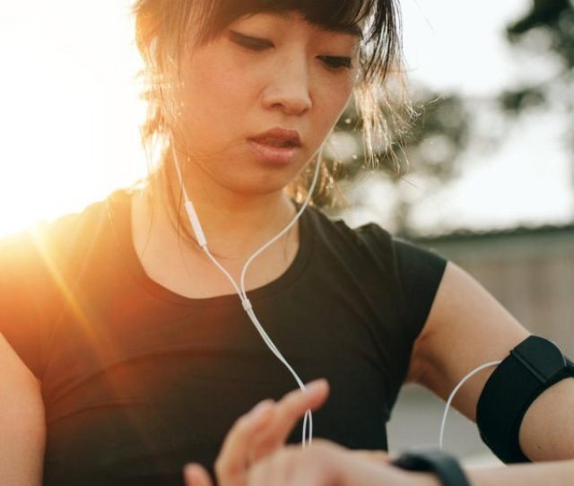 Fitness Trackers Are One Of Many Areas Of Application For Wearables