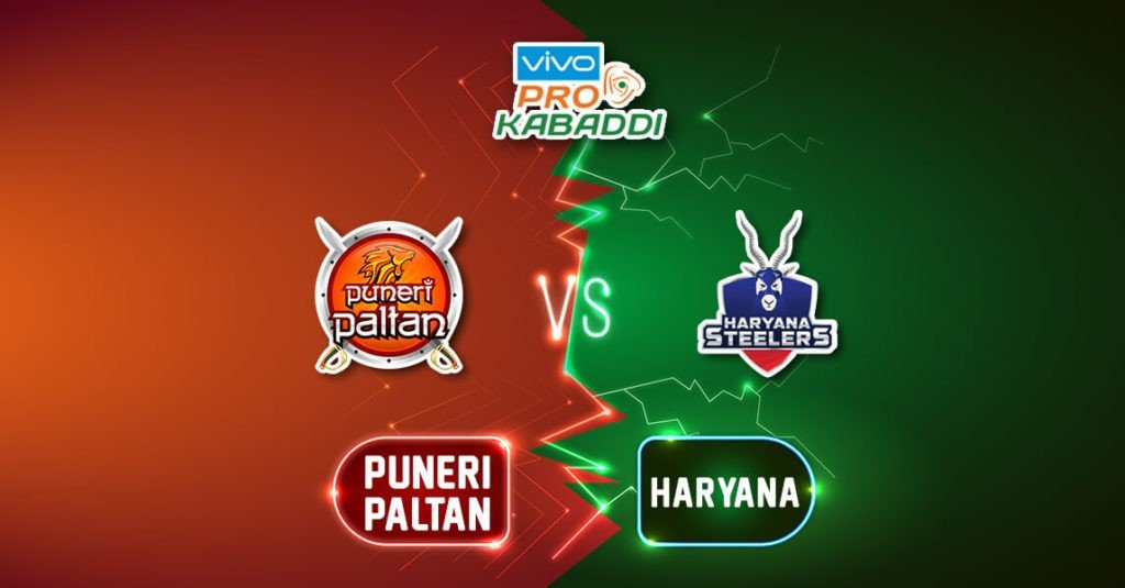 effaf11139 PKL 2018  Puneri Paltan vs Haryana Steelers 3rd Match Team Players Live  Streaming