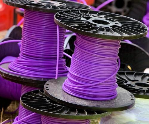 vodafone cityfibre ftth cable reels