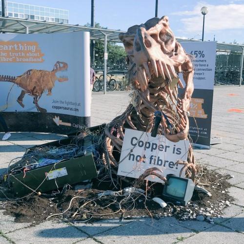 copper vs fibre coppersaurus