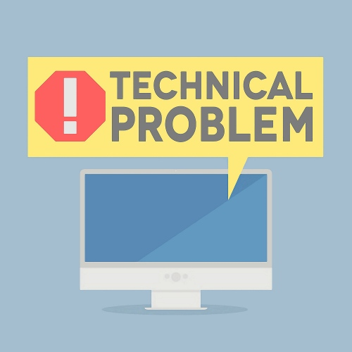 computer broadband technical problem uk