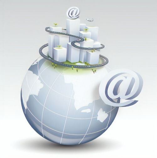 world wide internet traffic