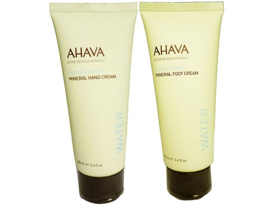 Foot Sea Cream Ahava Dead