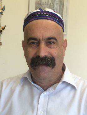 Las tarifas Mohana, jefe de drusa y circasiana Educación en el Ministerio de Educación. Imagen cedida por la Fundación Rashi