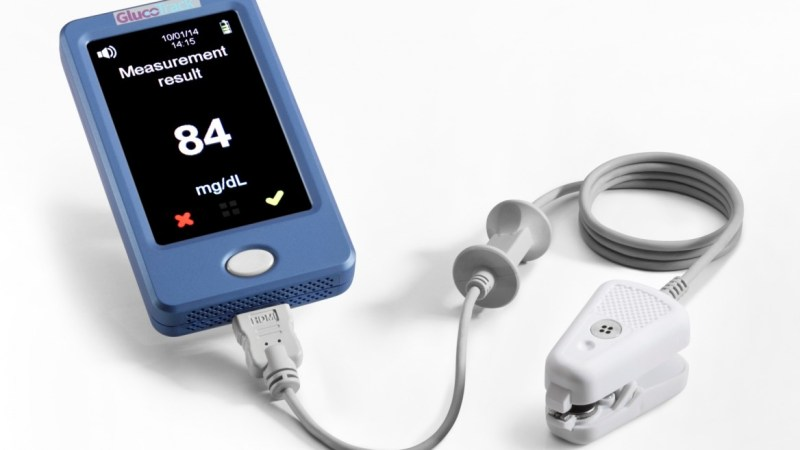 Noninvasive  glucose meters