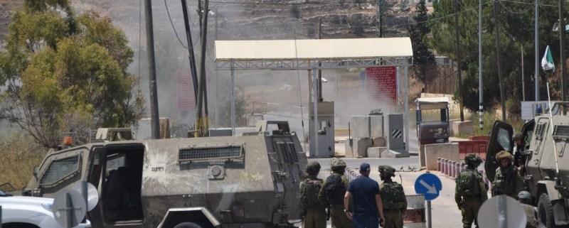 IDF Destroys PA Memorial
