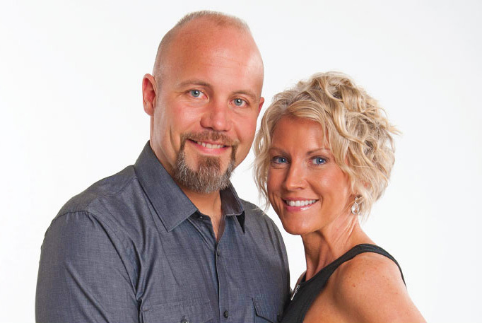 Kiel and Carolyn Isagenix Millionaires 195